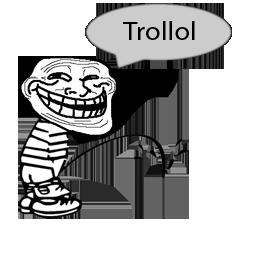 Trollface pee