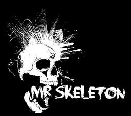 Mr.Skeleton! Spray preview