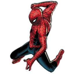 Spiderman Spray Pack