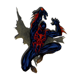 Spiderman 2099 Spray Pack Spray preview