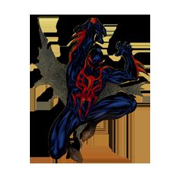 Spiderman 2099 Spray Pack