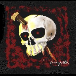 Vampire Skull By GodWan4