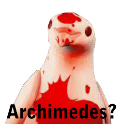 Archimedes? v2
