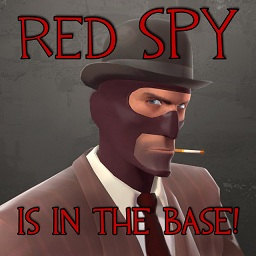 Red Spy is in the Base Spray preview