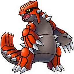 Groudon Spray preview