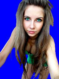 Nice Girl in Green Spray preview