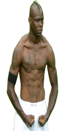 Mario Balotelli (transparent)