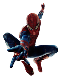 The Amazing Spiderman Spray Pack Spray preview