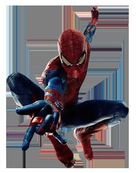 The Amazing Spiderman Spray Pack