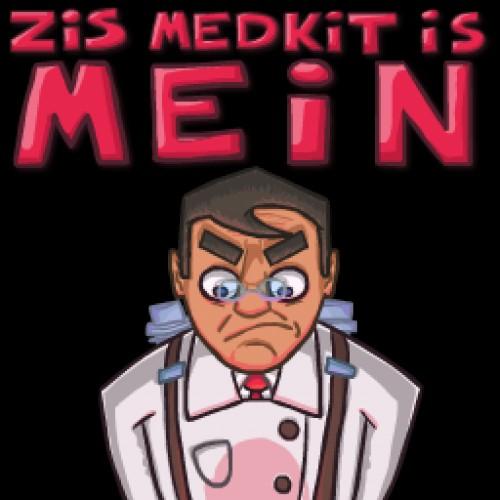 Zis medkit is MEIN Spray screenshot #1