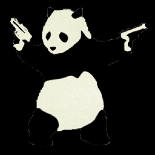 Killer Panda Spray screenshot #1