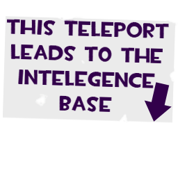 Teleport Way-to Sign