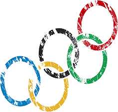 Olimpic Games Logo Spray preview