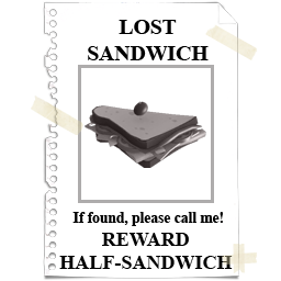 Lost Sandwich Team Fortress 2 Sprays