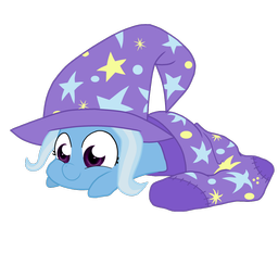 Trixie In A Sock