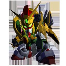 SD Gundam spray