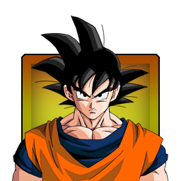 Goku Normal Form preview