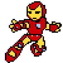 Iron Man Retro preview