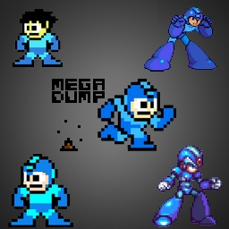 Mega Man Pack Spray preview