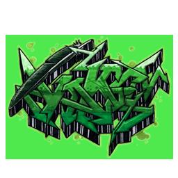 Realistic Graffiti