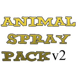 Animal Spray Pack v2