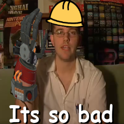 Its so bad - AVGN Spray screenshot #1