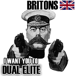 Lord Kitchener Dual Elites