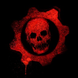 Gears of WAR Spray! Spray preview