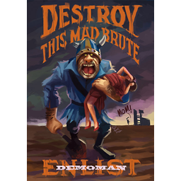 Destroy This Mad Brute Spray preview