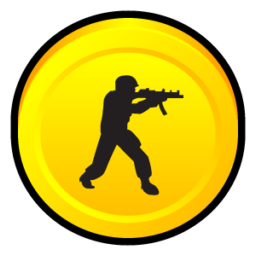 counterstrike logo yellow counterstrike 16 gt sprays