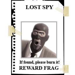 LOST SPY!