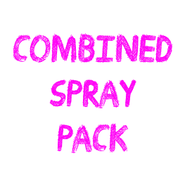 Combined Spray Pack Spray preview
