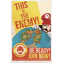 This is the Enemy Spray preview