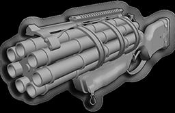 Bulk Cannon: Untextured
