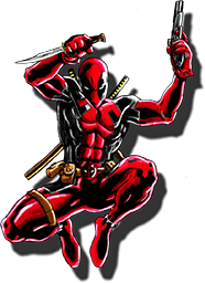 Deadpool: Stab Spray preview