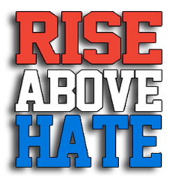Rise Above Hate Spray preview