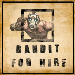 Bandit For Hire Spray preview