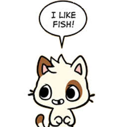 I Like Fish! Spray preview