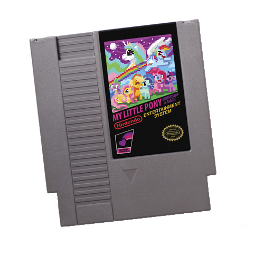 MLP FIM: The NES Cart!