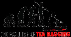 The Evolution of Teabagging