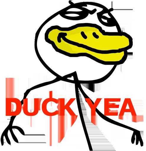 DUCK YEAH !