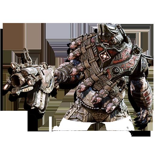 Gears of War: Savage Boomer