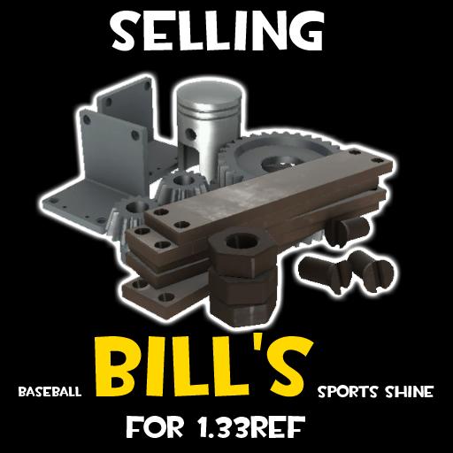 Selling Baseball BILL'S Sport Shine