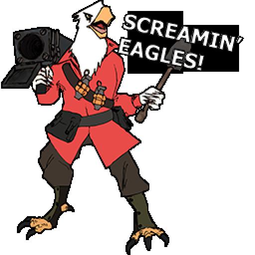 Screamin' Eagles!