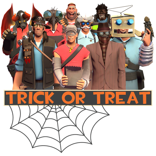Give them candy!