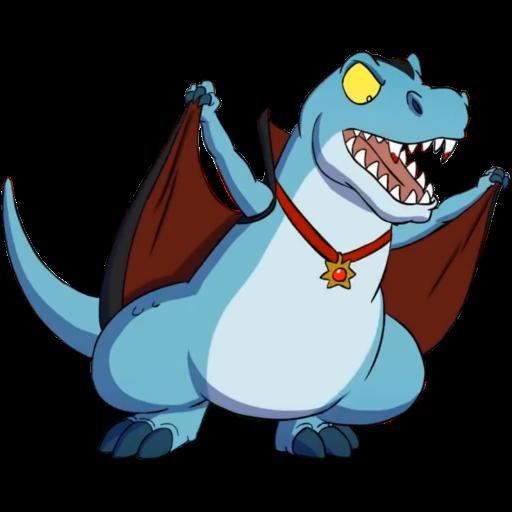 Vampire T-rex