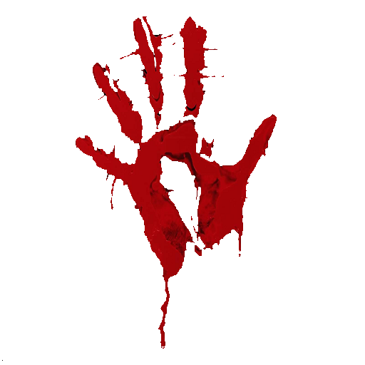 Bloody Hand~ :D [Counter-Strike 1 6] [Sprays]