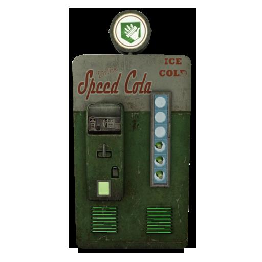 Speed Cola decoy