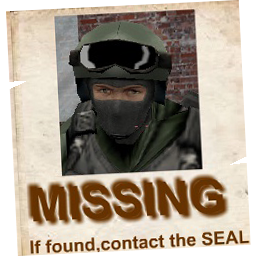 Missing CSCZ Seal Spray preview