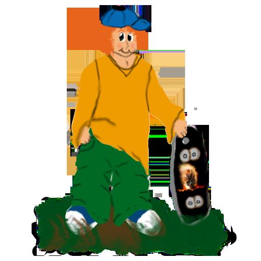 Skater Boy Spray preview